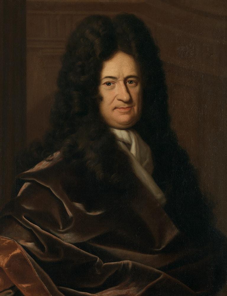 Gottfried-Wilhelm-von-Leibniz